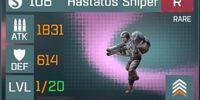 Hastatus Sniper