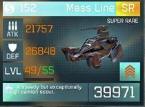 Mass Line SR Front