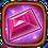 Emblem crysyal 80000