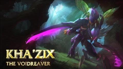 Kha'Zix/Estrategia
