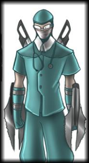 Emptylord Zed Doctor