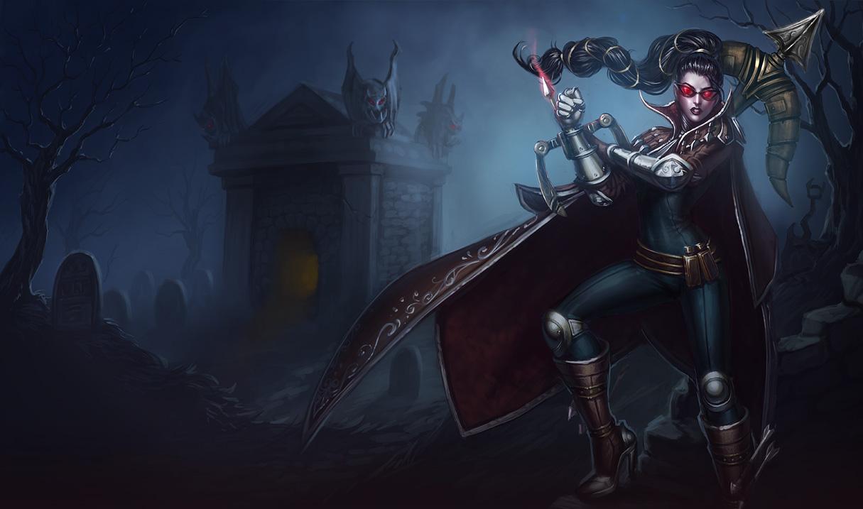 Vayne League Of Legends