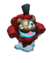Gentleman Poro Ward