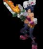 Riven BattleBunny (Rose Quartz)