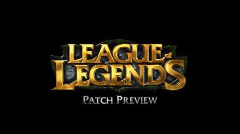 League of Legends - Patch Notes Preview 1.0.0.122
