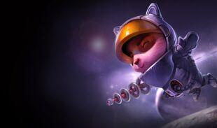 Teemo AstronautSkin