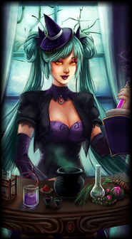 Emptylord Sona Bewitching