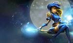 Lux SorceressSkin Ch