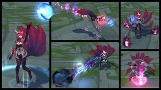 Ahri Challenger Screenshots