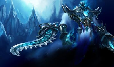 Nocturne FrozenTerrorSkin