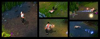 Lee Sin DragonFist Screenshots