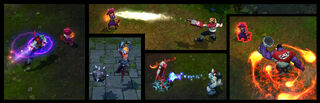 TPA Skin Screenshots