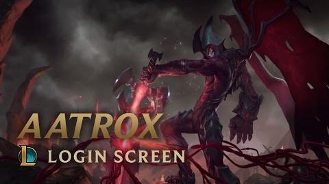 Aatrox/Desarrollo