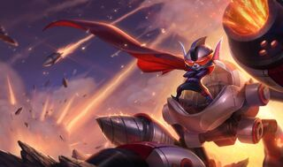 Rumble SuperGalaxySkin