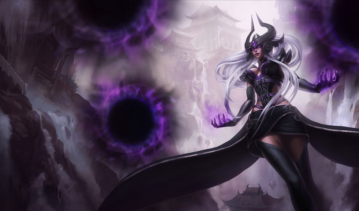 Syndra OriginalSkin