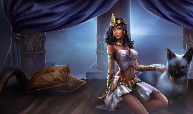 File:Nidalee PharaohSkin Ch.jpg