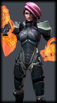 Emptylord Vi Commander