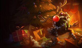 Kog'Maw ReindeerSkin