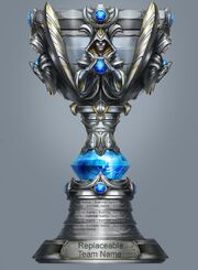 Summoners Cup concept