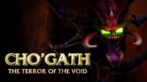 Cho'Gath/Strategy