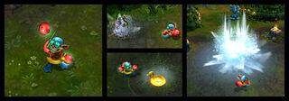 Ziggs PoolParty Screenshots