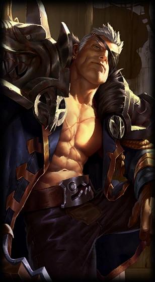Garen RogueAdmiralLoading old