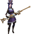 Caitlyn/Background