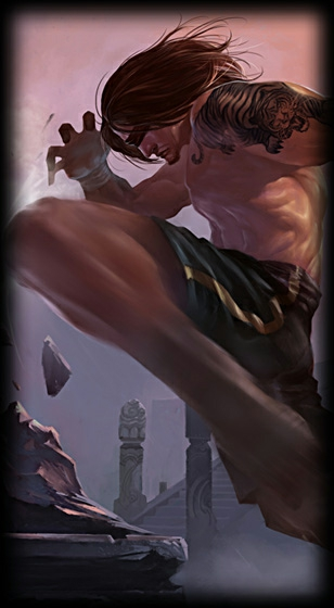 Lee Sin TraditionalLoading