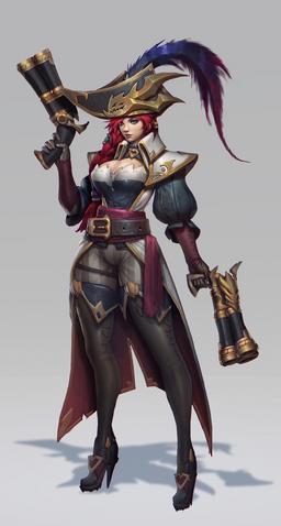 File:Miss Fortune Captain Concept.png