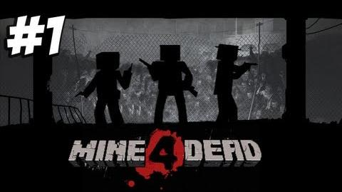 Minecraft - Mine 4 Dead - Blockhawk down 1