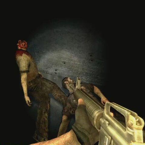 Imagen temprana del rifle de asalto