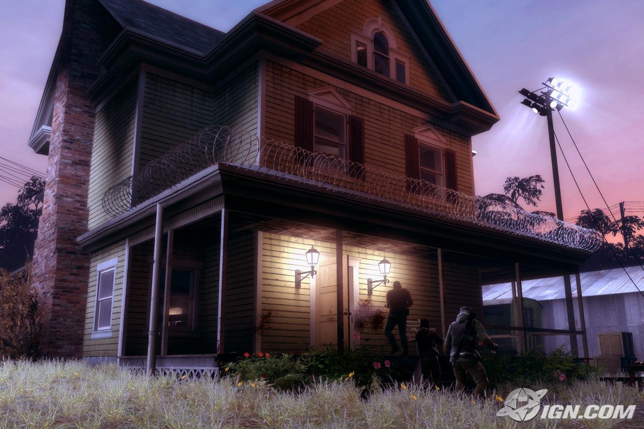 Cornfield-house