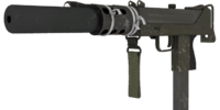 Silenced Submachine Gun