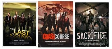 DLC Posters