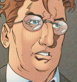 Bruce Barnes comic