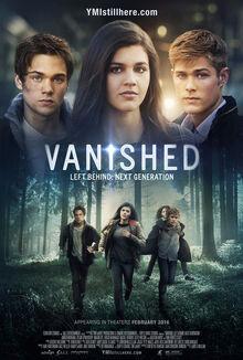 Vanished poster
