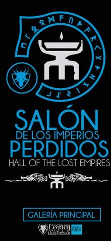 Salón de los Imperios Perdidos