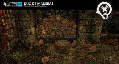 Tajo de Maderas