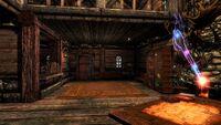 Guild house main floor