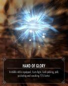 Hand of glory buff