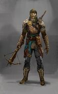 Nosgoth-Character-Hunter-Variant