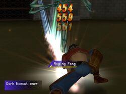 Raging Fang 11