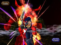 Fire blow 2