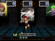 Dance Minigame