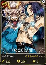 Oz & Crane