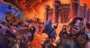 Battle of tyrsis