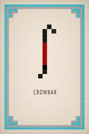 Crowbar Card