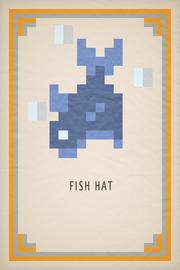 Fish Hat Card
