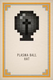 Plasma Ball Hat