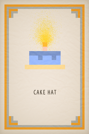 Cake Hat